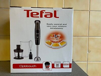 Tefal Optitouch Hand Blender, 600 W