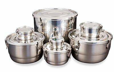 CVault Humidity Control Airtight Stash Container by FreshStor   Sizes Available