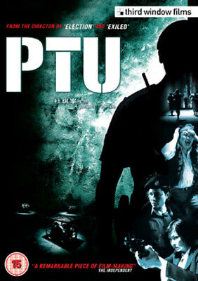 PTU DVD (2008) Simon Yam, To (DIR) cert 15 Highly Rated eBay Seller Great Prices