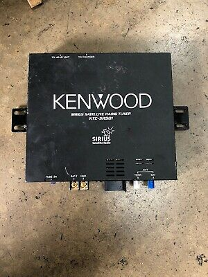 KENWOOD KTC-SR901 SIRIUSxm SATELLITE Sirius Xm ACTIVATED Lifetime Subscription