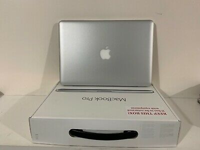 "Apple MacBook Pro ""Core i5"" 2.5 1 2012- ProTools 10.3 and Waves plugins........."