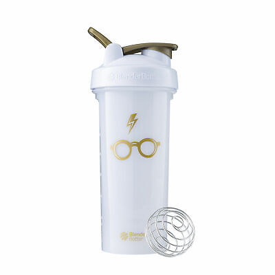 BlenderBottle Harry Potter Pro 28 - Bolt and Glasses