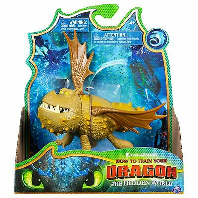 MEATLUG How To Train Your Dragon Hidden World Moving Parts Figure HTTYD VHTF