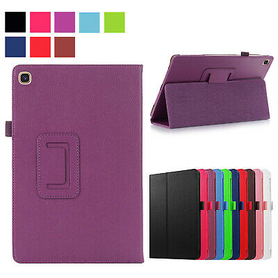 For Samsung Tab A SM-T510 T515 10.1 2019 Leather Flip Smart Foldable Stand Case
