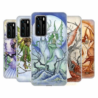Official Amy Brown Elemental Fairies Hard Back Case For Huawei Phones 1