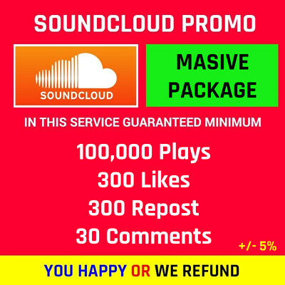 Massive SoundCloud Music PROMOTION Best In All Internet | Song PROMO