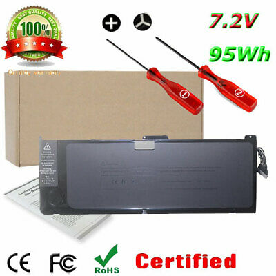 """Batterie For Apple MacBook Pro 17"""" A1297 Early 2009 Mid-2010 Mid-2009 fit A1309"""