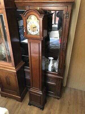 Elliott Twin Chime Grandmother Clock