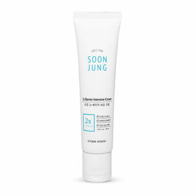 [ETUDE HOUSE] SoonJung 2x Barrier Intensive Cream 60ml Rinishop