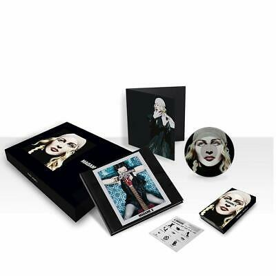 Madonna - Madame X 2 Cd/ Cassette/ 7'' Vinyl Deluxe Box Set New (13Th June)
