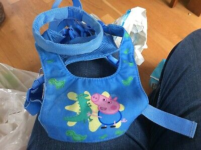 Peppa Pig toddler safety harness reins  for ages 1-3