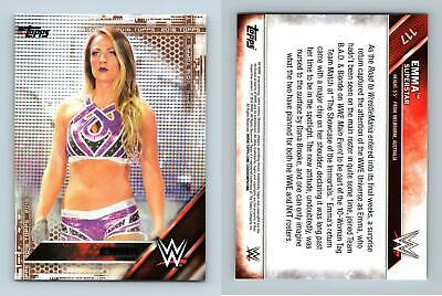 Becky Lynch #88 WWE Road to combat 2016 TOPPS bronze parallèle carte
