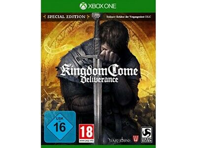 Kingdom Come Deliverance Special Edition - SEHR GUT