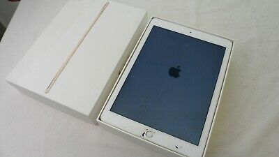Apple iPad Air 2 128GB Wi-Fi Cellular Unlocked 9.7in Gold Tablet Cracked Screen