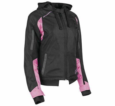 Speed & Strength Spell Bound Womens Textile Jacket Pink/Black 3XL