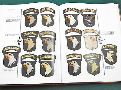 """""""Heroes In Our Midst Volume 3"""" Us Ww2 Paratrooper Airborne Patch Reference Book"""