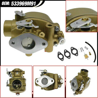 Carburetor for Massey Ferguson 35 40 50 F40 135 150 Marvel TSX605 533969M91 New