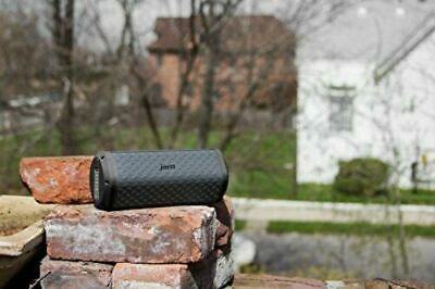 JAM Xterior Plus Rugged Wireless Bluetooth Speaker, Floats On Water, Dust Drop