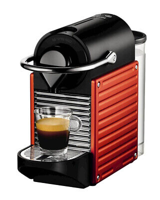 Krups XN3006 Nespresso Pixie - Pixie Electric Red - 19bar 0.8L