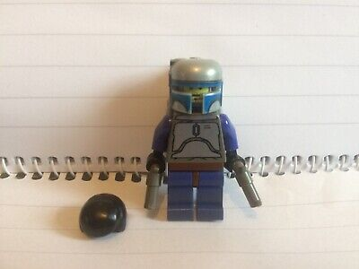 Lego Rare Original Bossk The Bounty Hunter Gun Minifigure