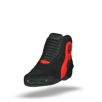 Dainese Dyno D1 Shoes black red- Free shipping