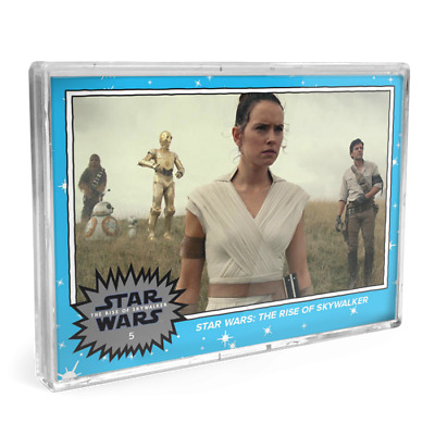 Star Wars The Rise of Skywalker Complete 10 Card Trailer Preview Set SOLD OUT
