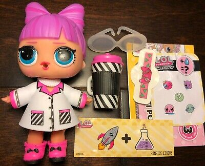 LOL Surprise Doll Series 3 Confetti Pop new no ball PHD Baby PHDBB P.H.D.B.B.