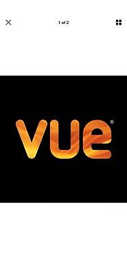 cinema tickets, Email delivery Activation code.Choose Between Vue Or Cineworld