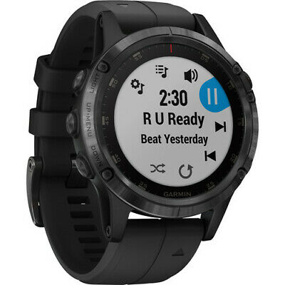 Garmin Fenix 5 Plus Sapphire GPS Multisport Watch 010-01988-00