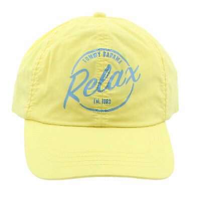 fccfcaa0b Tommy Bahama Mens Relax Baseball Hat New Without Tags (Yellow, One Size)