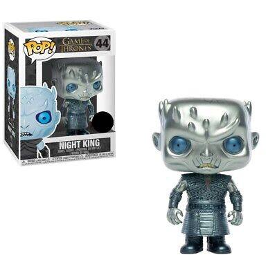 Funko Pop! Game of Thrones - Night King Metallic #44 Exclusive AVAILABLE