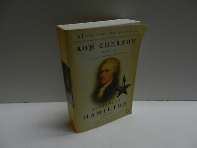 Alexander Hamilton by Ron Chernow Biography US History