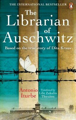 The Librarian of Auschwitz The heart-breaking international bes... 9781529104776