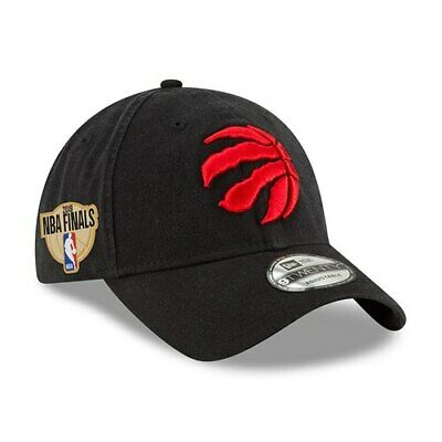 Toronto Raptors New Era 2019 NBA Finals Bound Side Patch 9TWENTY Adjustable Hat