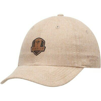 29442eb30 2020 Ryder Cup Imperial Laser-Etched Suede Patch Unstructured Adjustable Hat  -