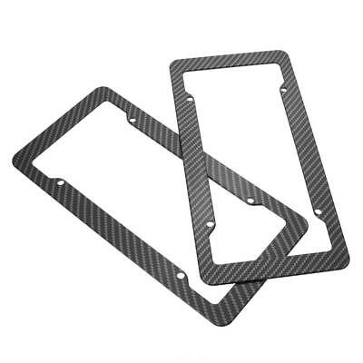 Neo Chrome Steel License Plate Frames US CA Front /& Rear Braket 2pc For Buick