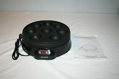Cook's Essentials Puff Pancake/Cake Maker with Instructions CEKS880 NIB