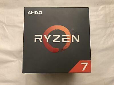 NEW AMD RYZEN 7 2700X 3.7GHz 8-Core Socket AM4 Unlocked CPU Desktop Processor