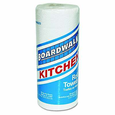 Boardwalk White Perforated Paper Towel Rolls (Pack of 30 White
