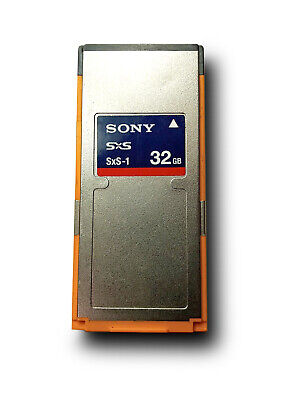 Sony SXS memory card 32gb (SBS 32G1A)