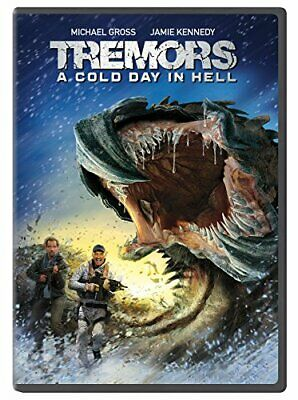 Tremors: A Cold Day in Hell [DVD] -  CD TVLN The Fast Free Shipping