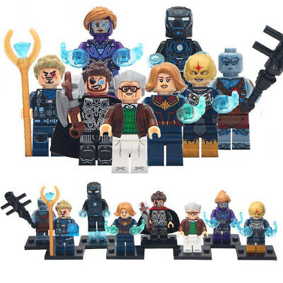 col336 NEW LEGO Tony Stark FROM SET 5005256 COLLECTIBLE MINIFIGURES