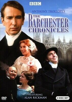 Barchester Chronicles [New DVD] 2 Pack, Eco Amaray Case, Repackaged