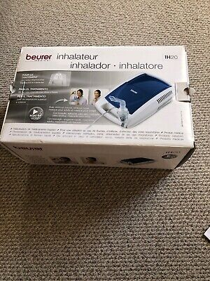 Beurer Portable Inhalator Nebuliser IH20 - Excellent condition - Barely used