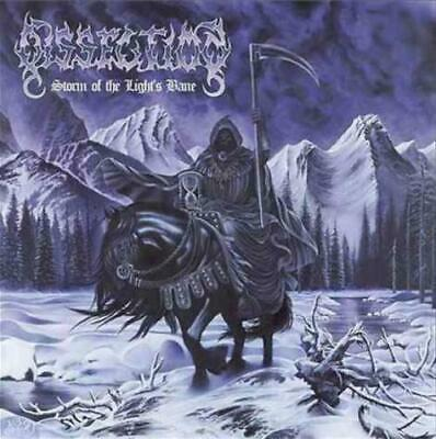 2 Cd Set Dissection Storm Of The Light's Bane Brand New Sealed