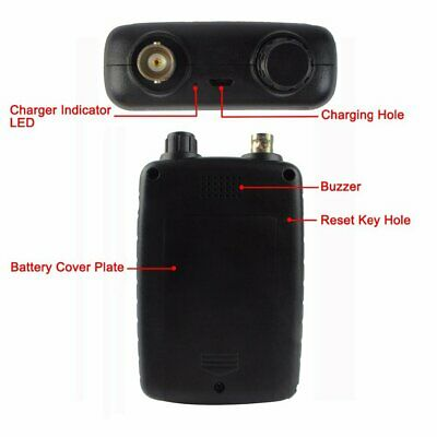 Graphic Vector Impedance Antennas Analyzer Kve520a Walkie-talkies Accessories YY