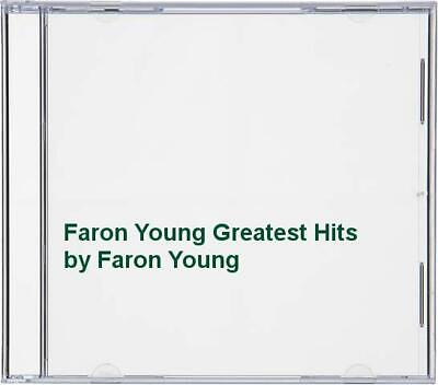 Faron Young - Faron Young Greatest Hits - Faron Young CD J3VG The Cheap Fast The