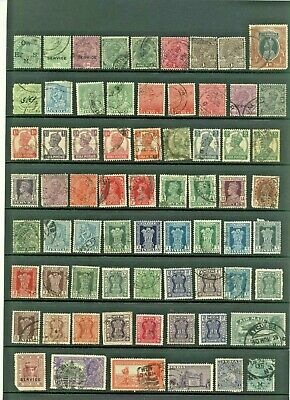 India stamps selection