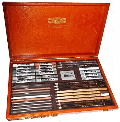 Artistic set ARTSET GIOCONDA 8895 KOH-I-NOOR in a wooden box super price