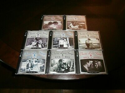 Classic Love Songs Of Rock 'N' Roll Complete Collection (16 CD BoxSet) Time Life